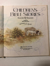Children's Bible Stories From the Old Testament - Slickcatbooks