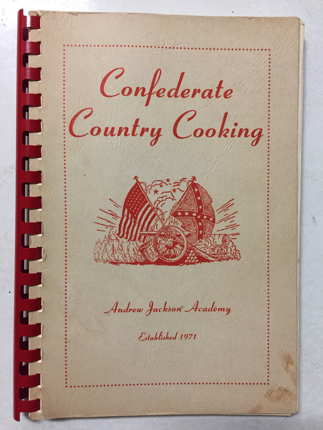 Confederate Country Cooking - Slick Cat Books