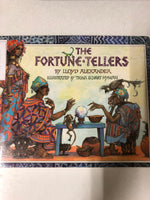 The Fortune-Tellers - Slick Cat Books