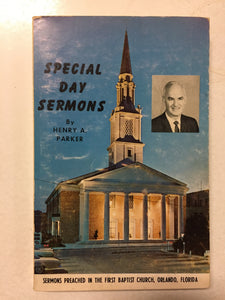 Special Day Sermons - Slickcatbooks