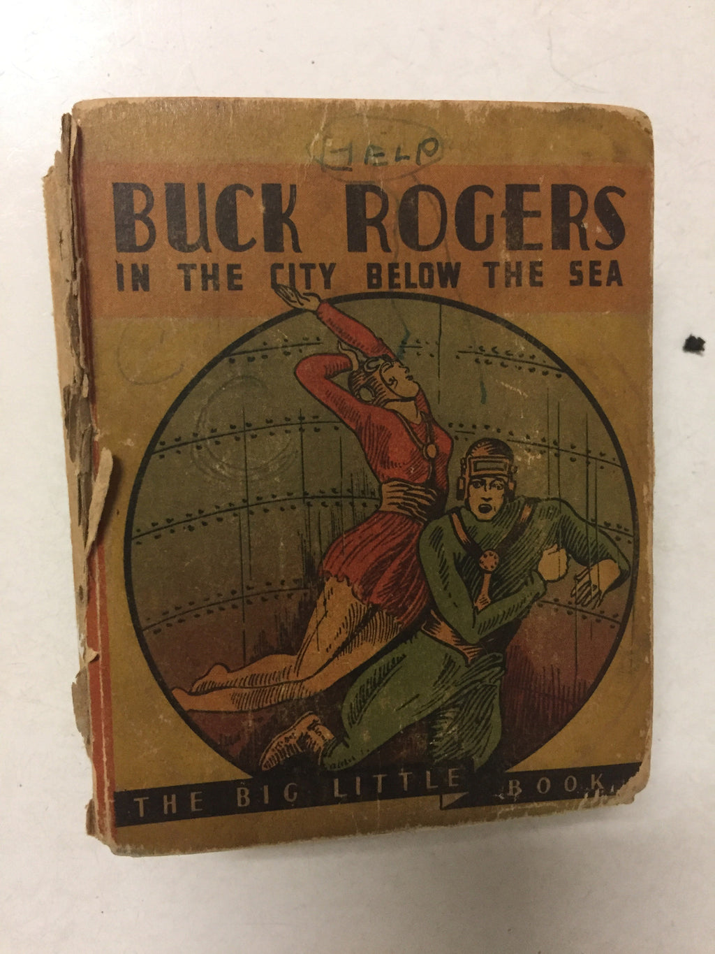 Buck Rogers in the City Below the Sea
