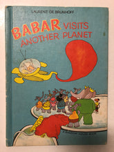 Babar Visits Another Planet - Slick Cat Books
