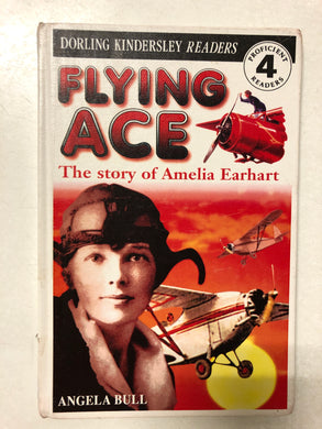 Flying Ace The Story of Amelia Earhart - Slick Cat Books