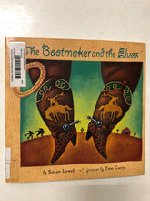 The Bootmaker and the Elves - Slick Cat Books