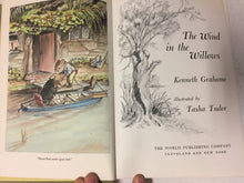 The Wind in the Willows - Slickcatbooks