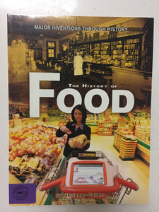 The History of Food - Slickcatbooks