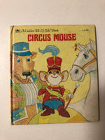 Circus Mouse - Slick Cat Books