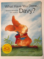 What Have You Done, Davy? - Slick Cat Books