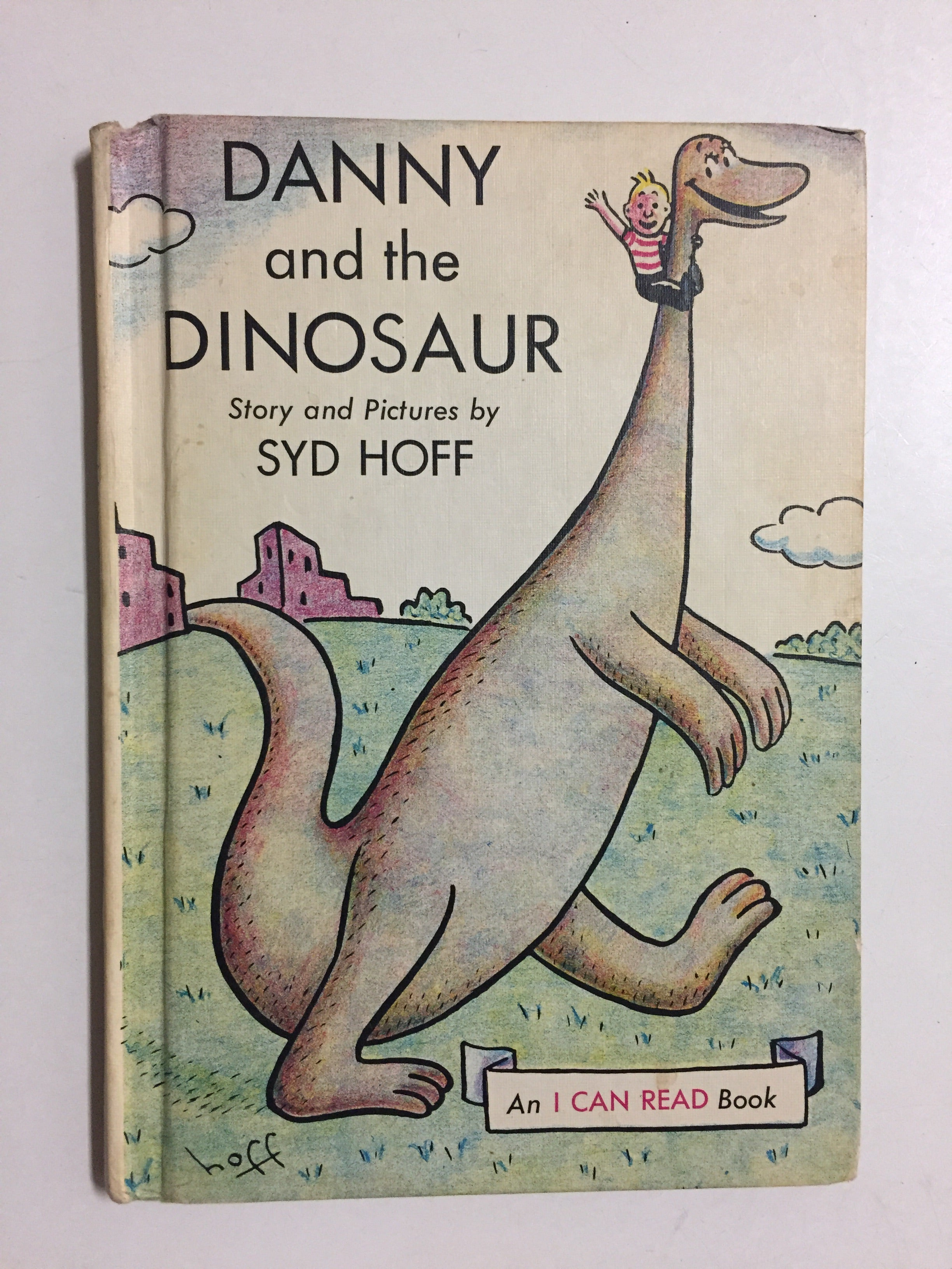 Danny and the Dinosaur - Slick Cat Books