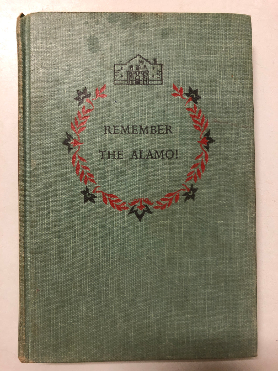 Remember the Alamo - Slick Cat Books