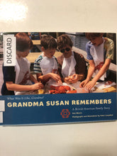 Grandma Susan Remembers A British-American Family Story - Slick Cat Books