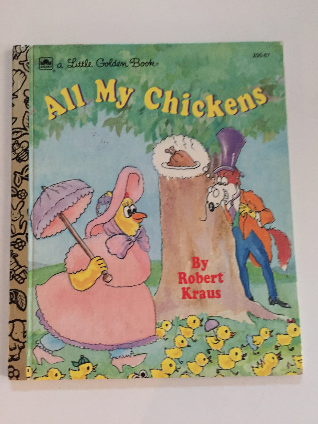 All My Chickens - Slick Cat Books