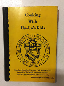 Cooking With Ha-Go's Kids - Slick Cat Books