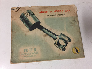About a Motor Car - Slickcatbooks
