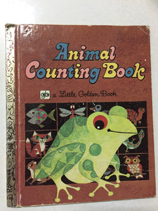 Animal Counting Book - Slick Cat Books