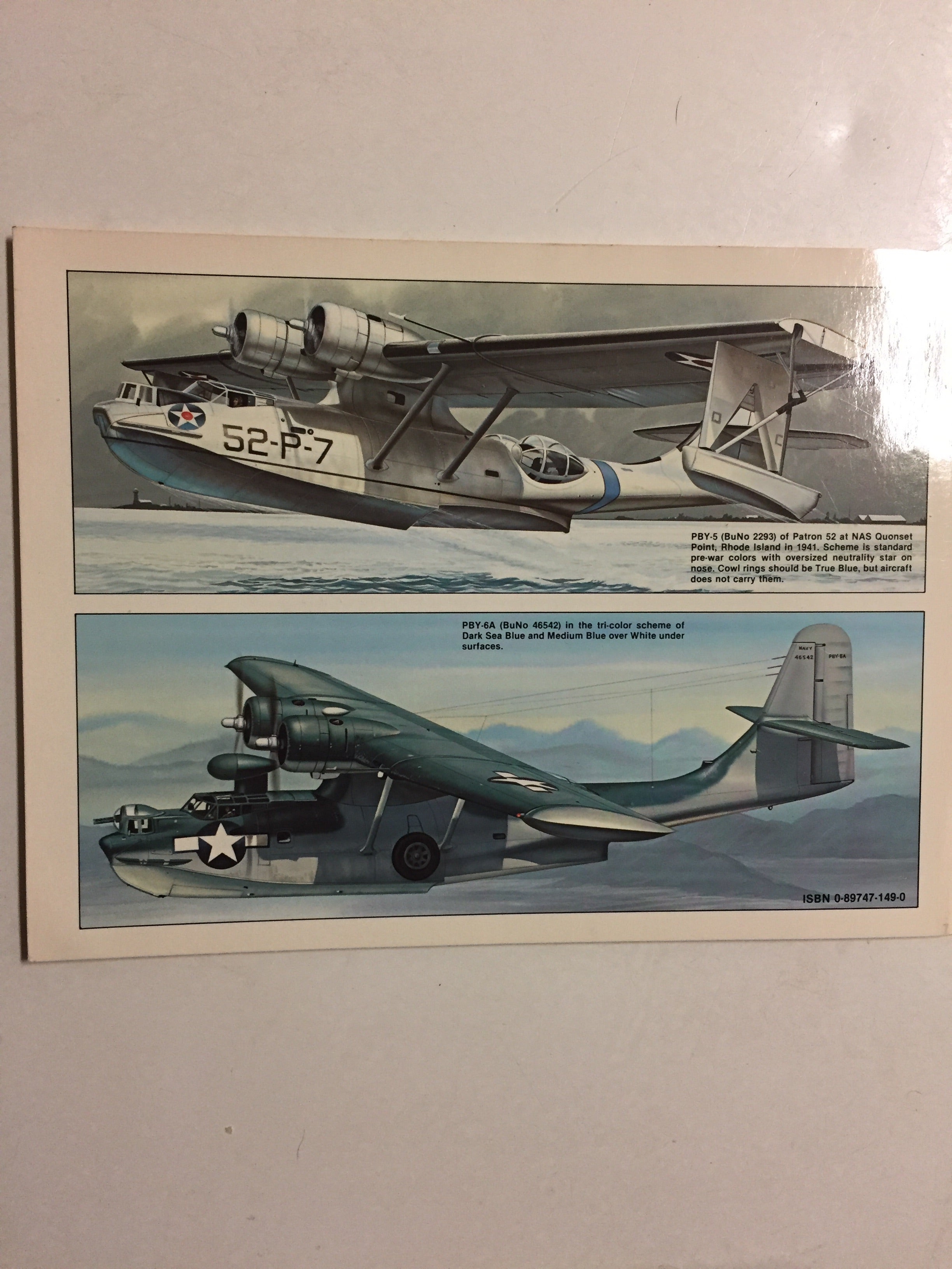 PBY Catalina in Action - Slickcatbooks