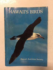 Hawaii's Birds - Slickcatbooks