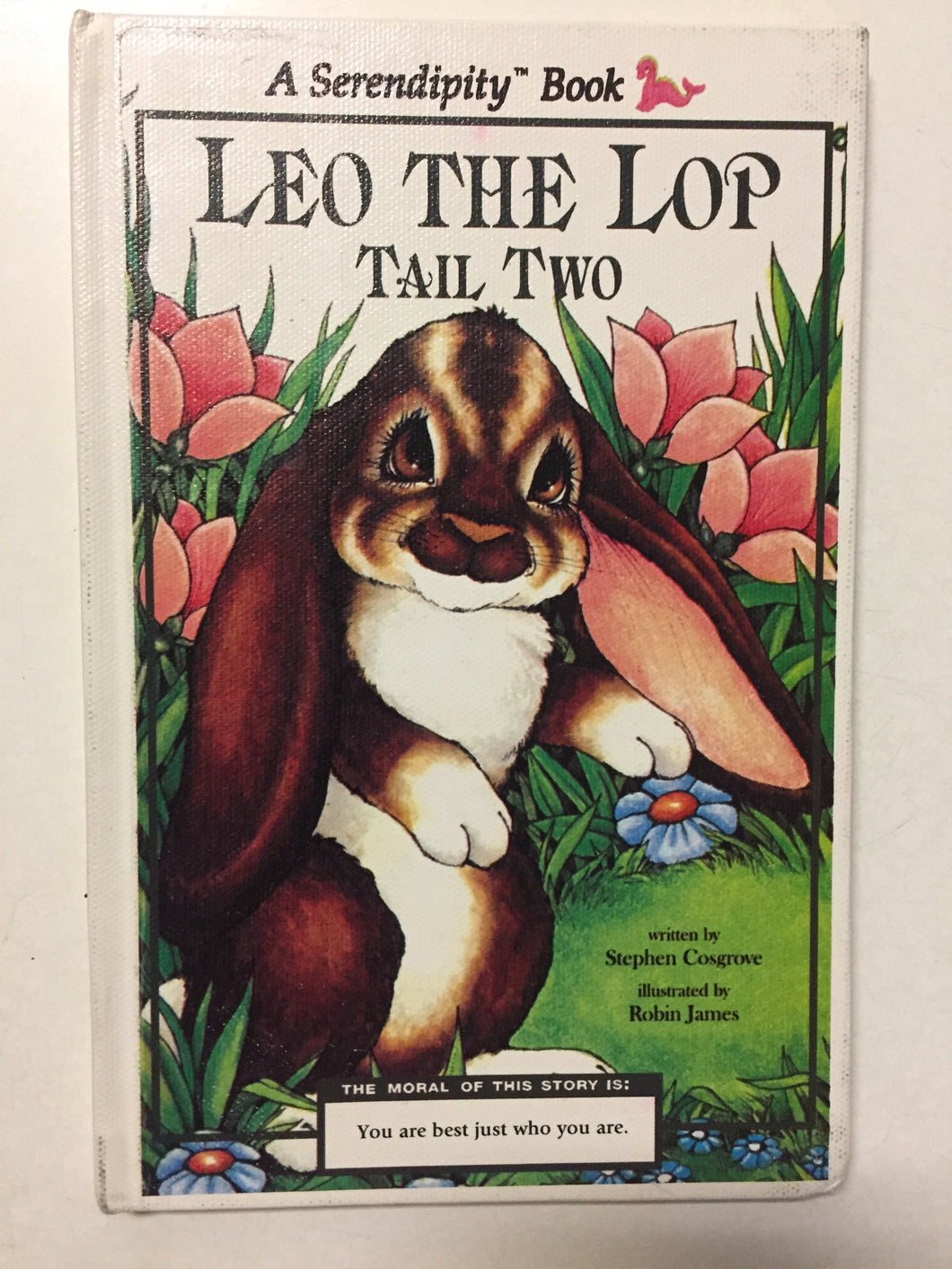 Leo the Lop Tail Two - Slickcatbooks