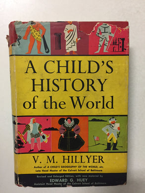 A Child's History of the World - Slick Cat Books