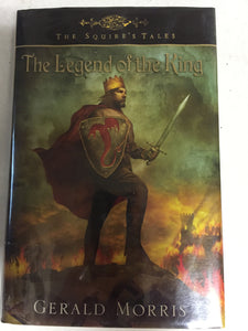 The Legend of the King - Slickcatbooks