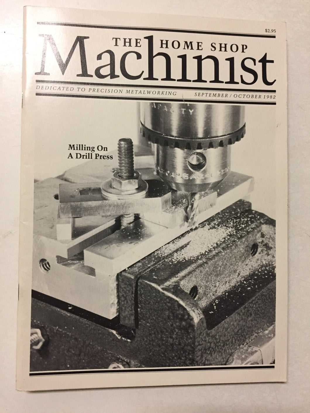 The Home Shop Machinist Sept/Oct 1982 - Slickcatbooks