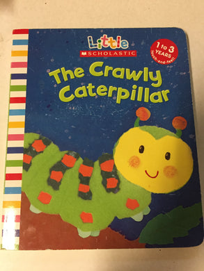 The Crawly Caterpillar - Slickcatbooks