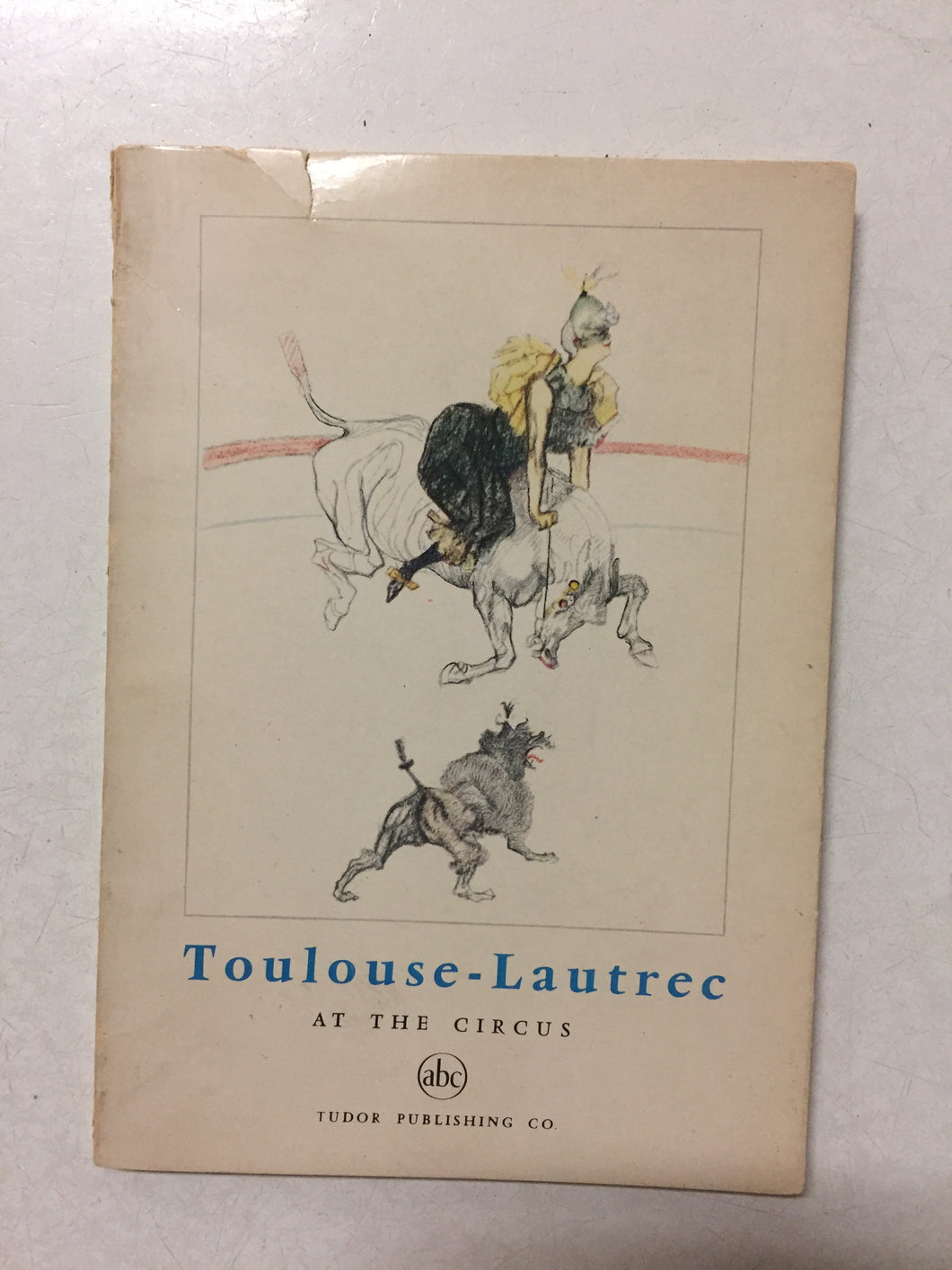 Toulouse-Lautrec At the Circus