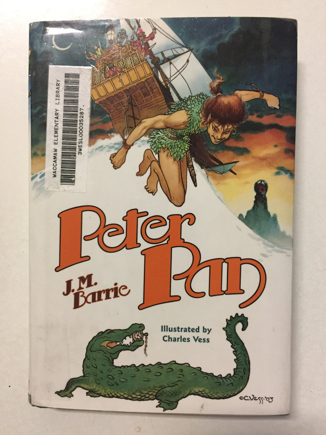 Peter Pan - Slickcatbooks