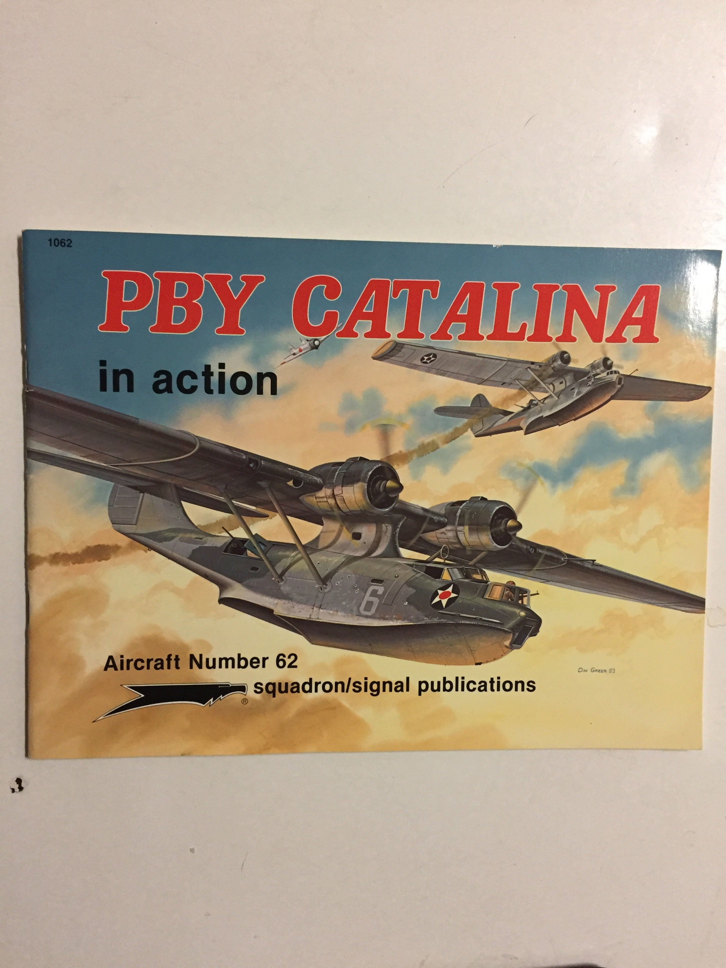 PBY Catalina in Action- Slick Cat Books