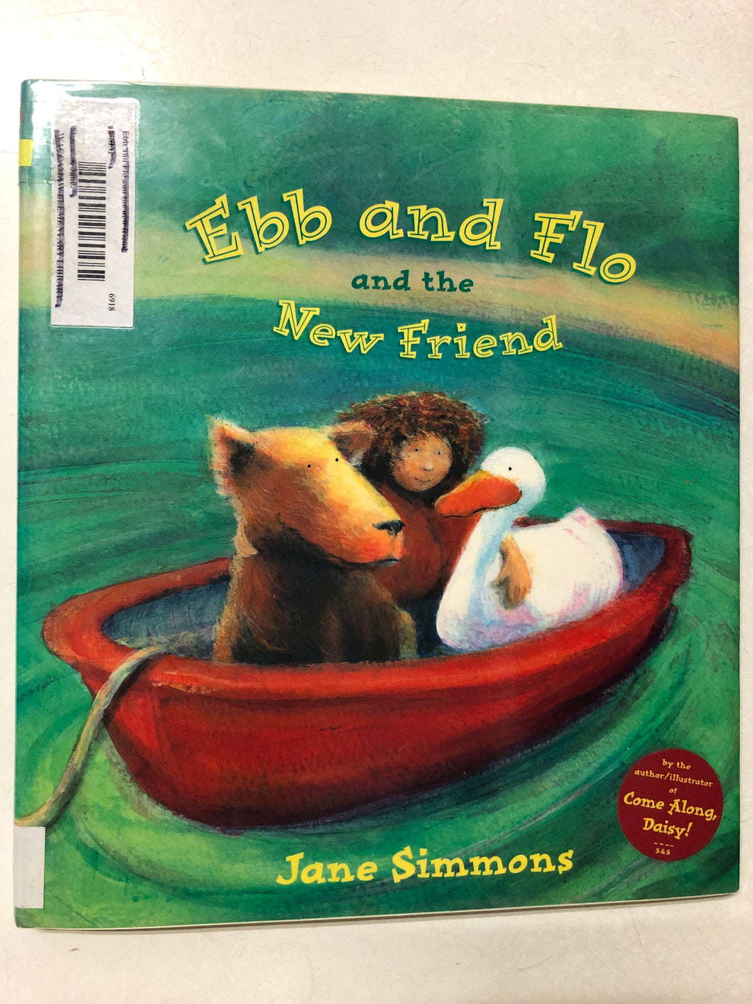 Ebb and Flo and the New Friend - Slick Cat Books