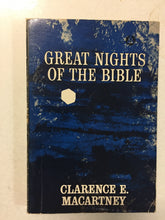 Great Nights of the Bible - Slickcatbooks