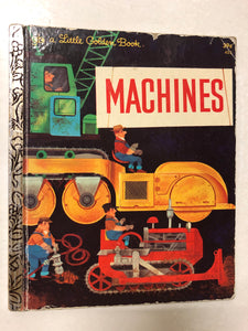Machines - Slick Cat Books