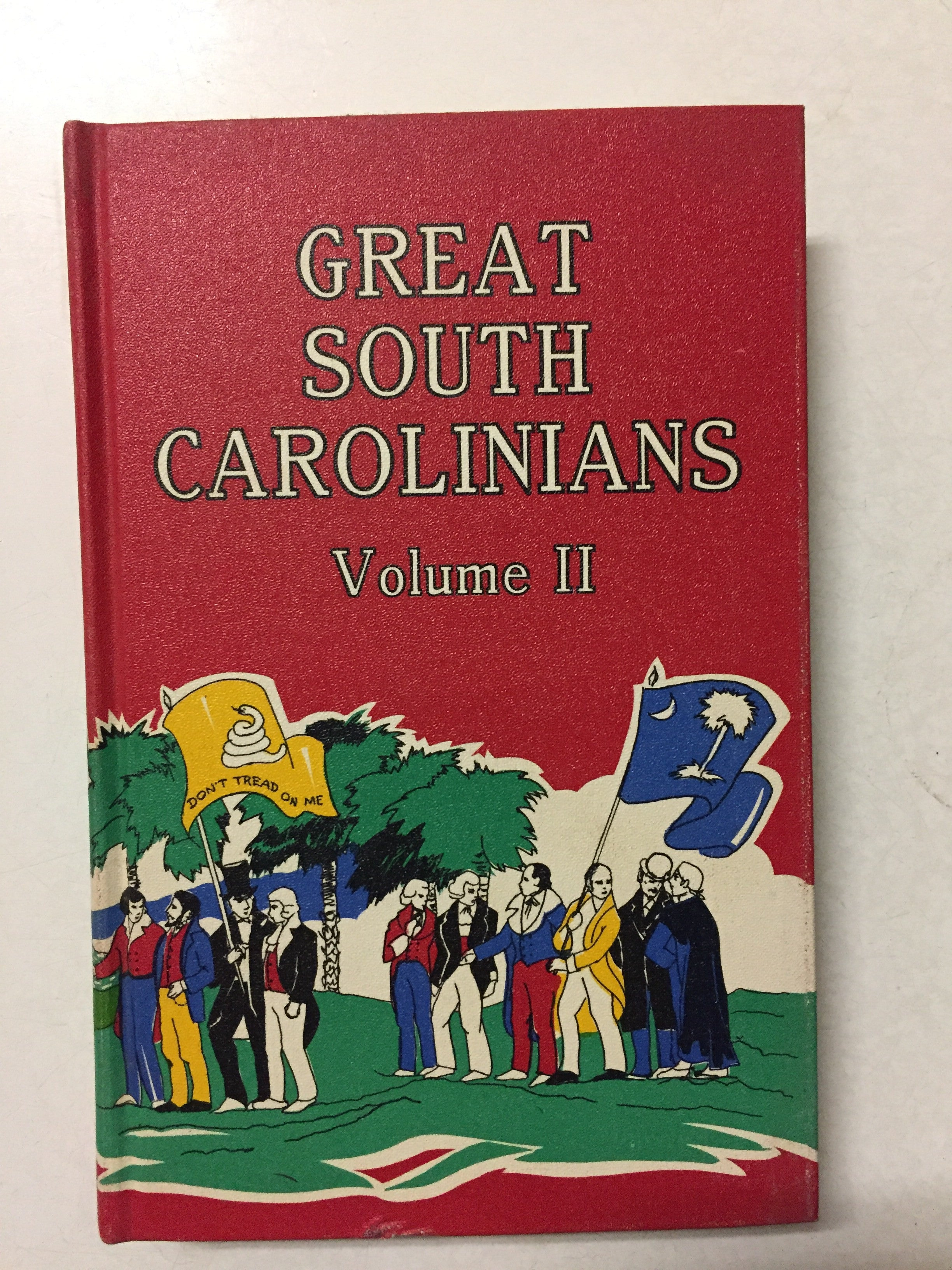 Great South Carolinians of a Later Date Volume 2 - Slickcatbooks
