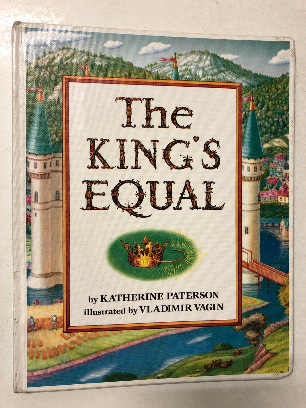 The Kong's Equal - Slick Cat Books