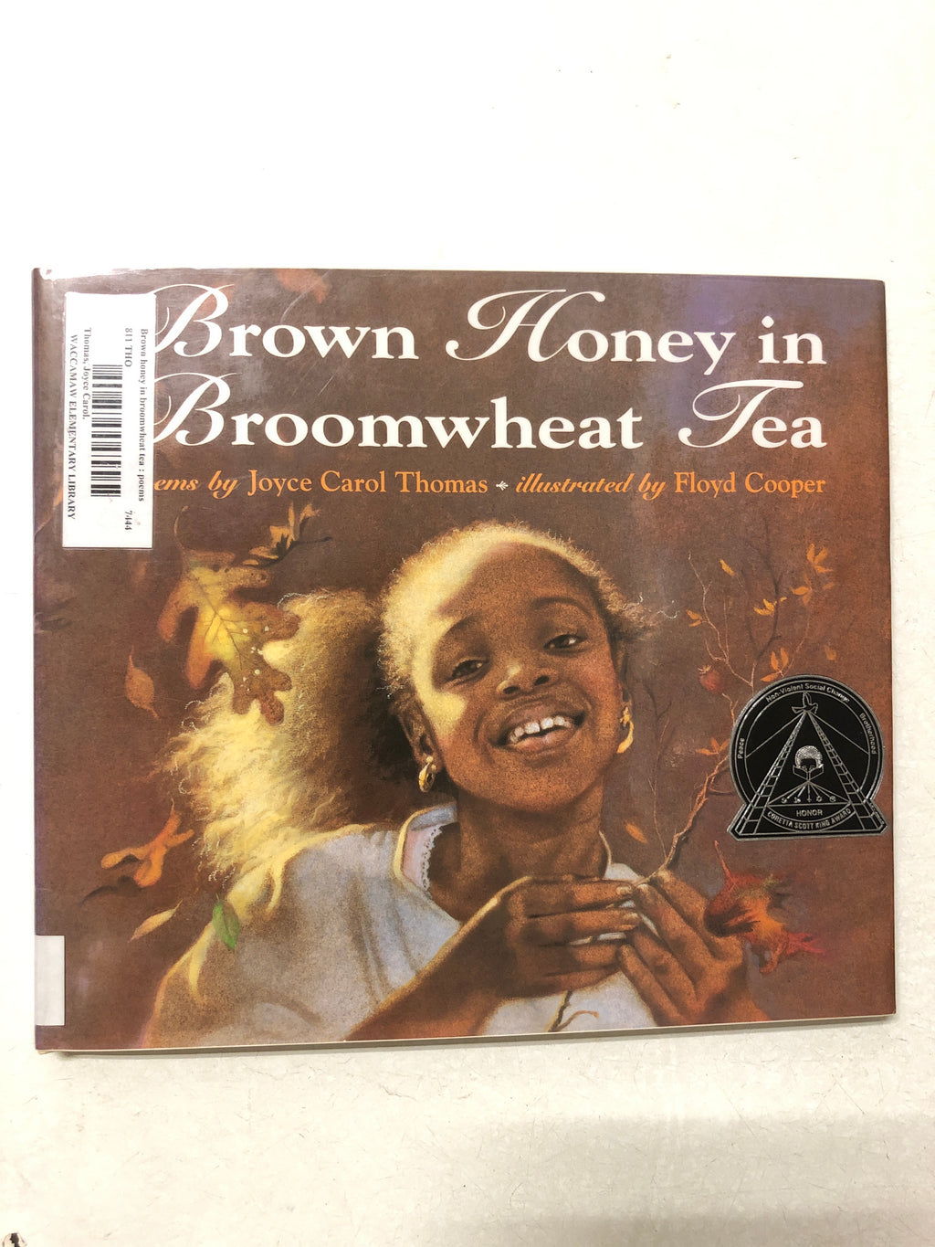 Brown Honey in Broomwheat Tea - Slick Cat Books