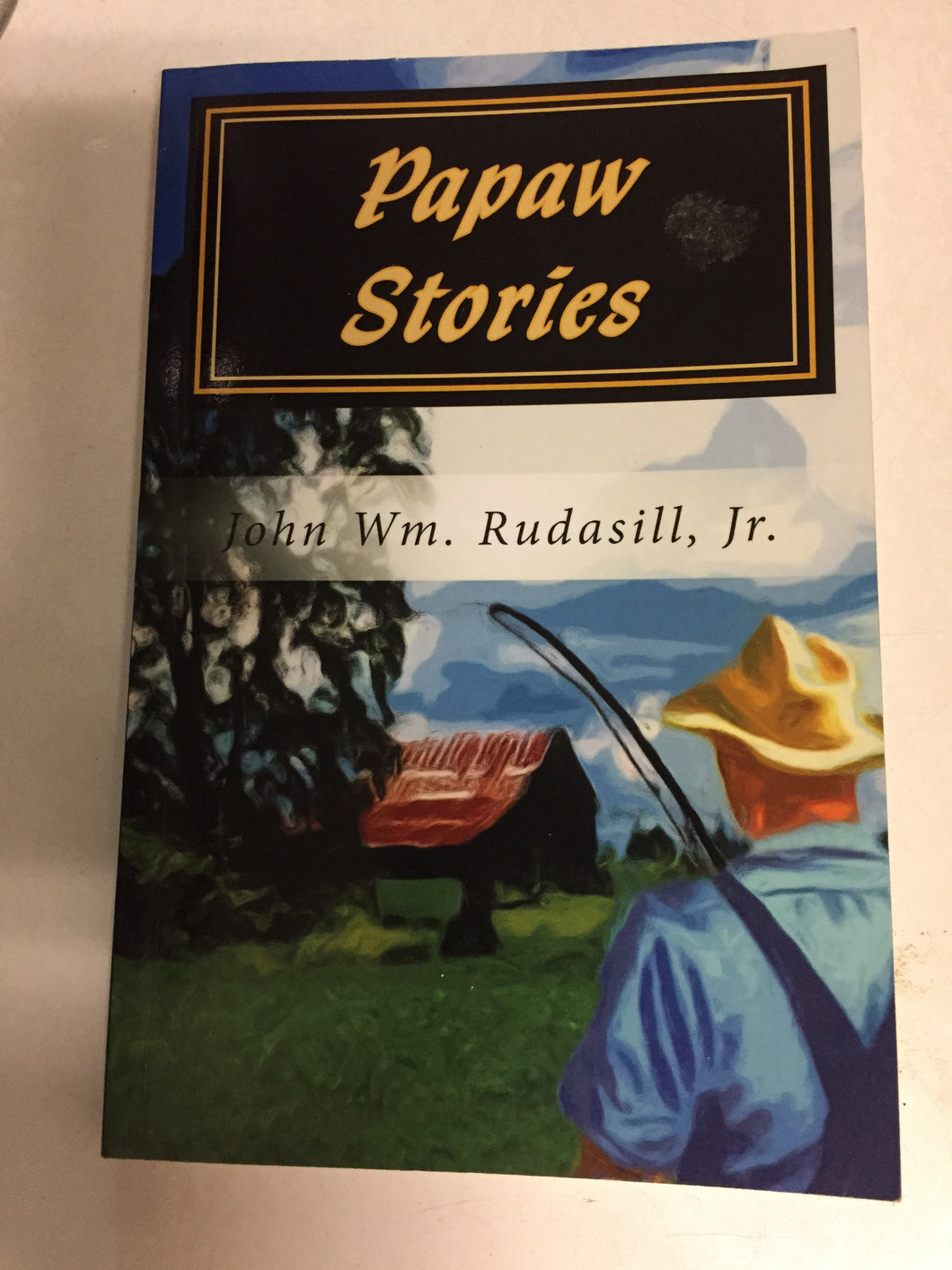 Papaw Stories - Slickcatbooks