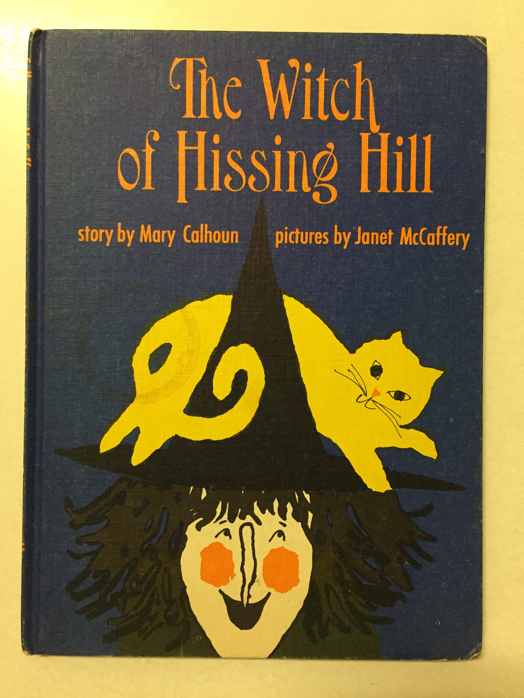 The Witch Of Hissing Hill - Slick Cat Books