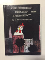 The Hoboken Chicken Emergency - Slick Cat Books