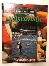 Wisconsin The Badger State - Slick Cat Books