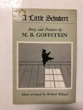 A Little Schubert - Slick Cat Books