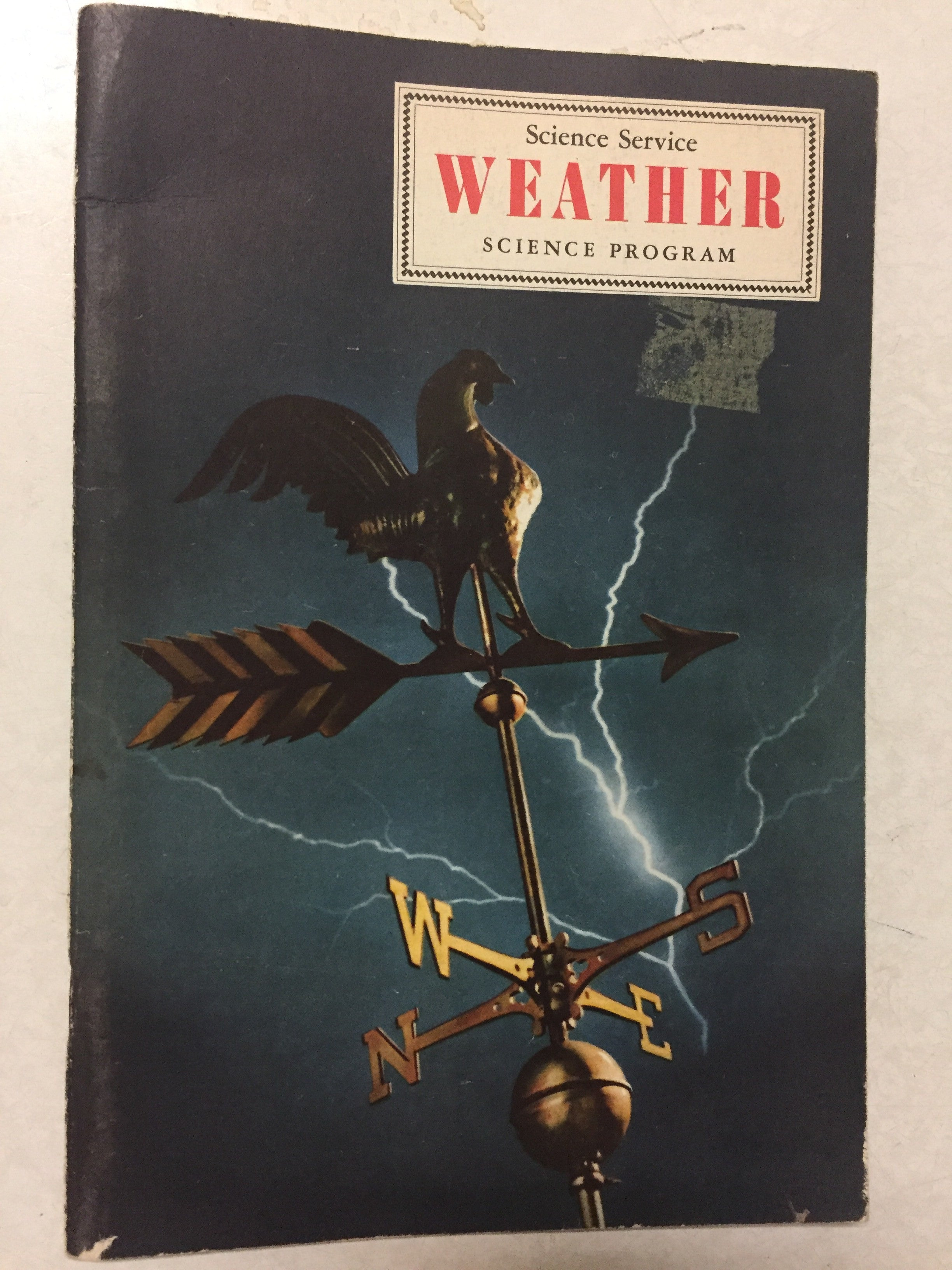The Nature of the Weather - Slickcatbooks