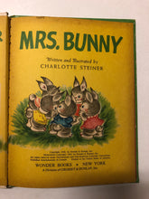 A Surprise for Mrs. Bunny