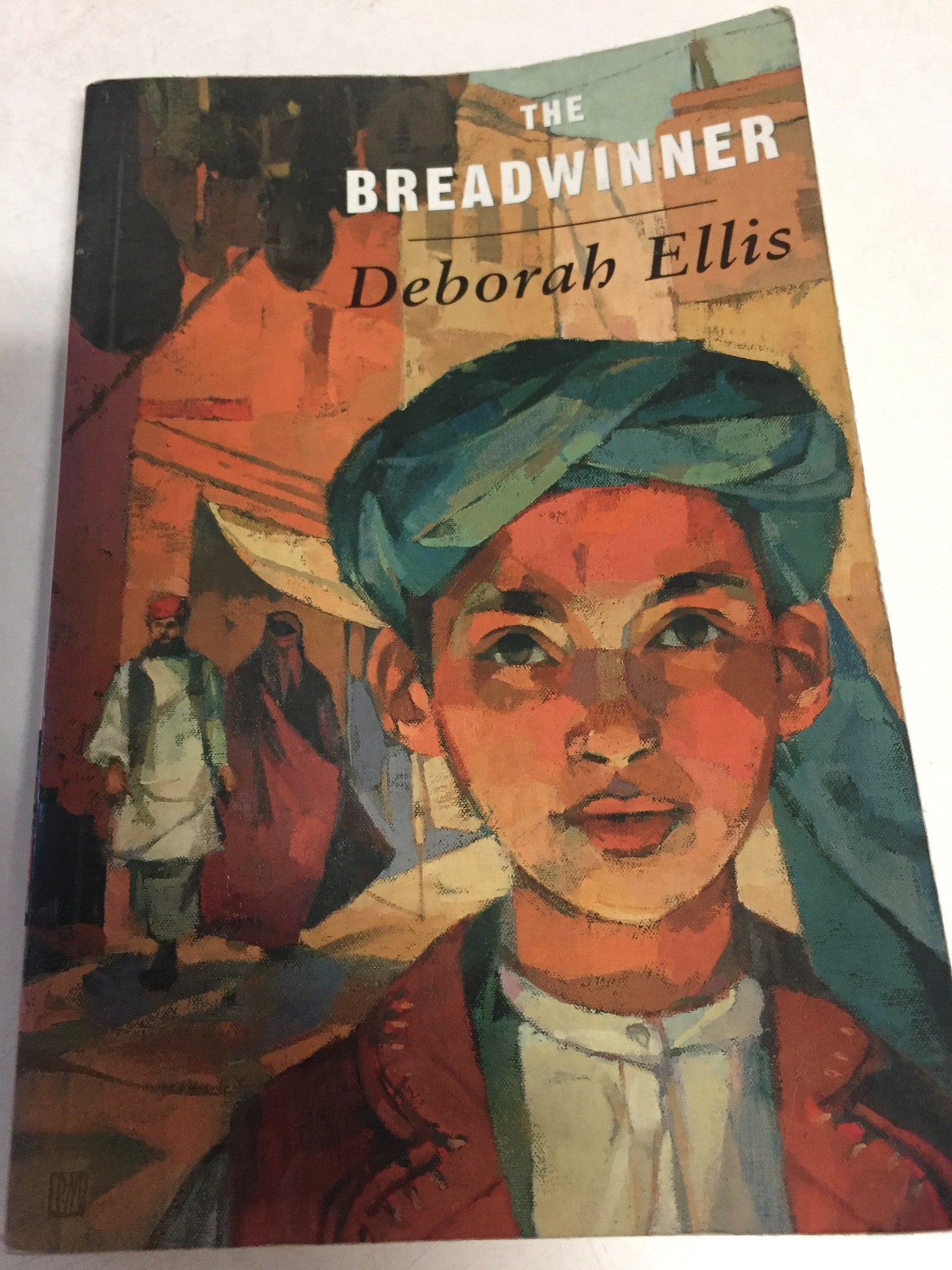 The Breadwinner - Slickcatbooks
