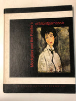 Modigliani and the Painters of Montparnasse - Slick Cat Books