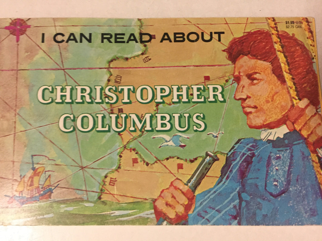 I Can Read About Christopher Columbus
