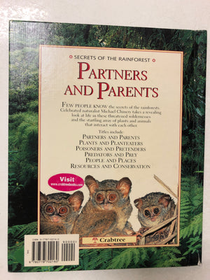 Secrets of the Rainforest Partners and Parents