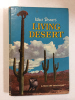 Walt Disney's Living Desert - Slickcatbooks