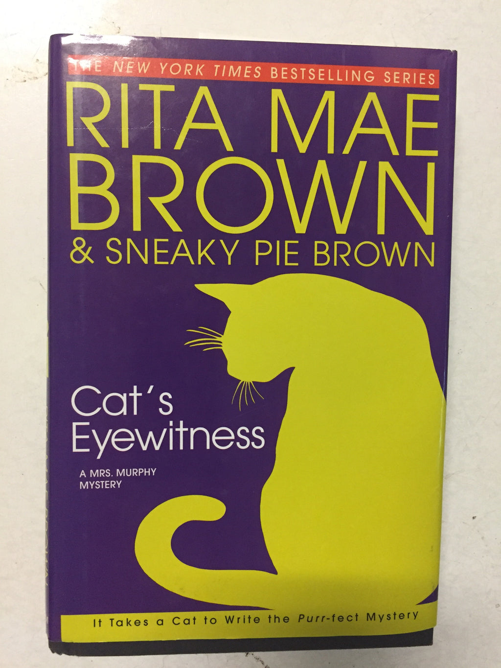 Cat's Eyewitness - Slick Cat Books