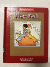 Play Ball - Slick Cat Books