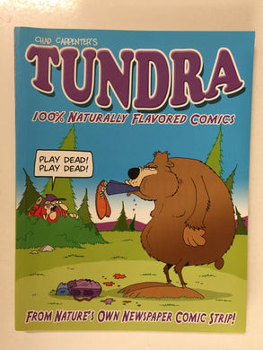 Tundra 100% Naturally Flavored Comics - Slick Cat Books
